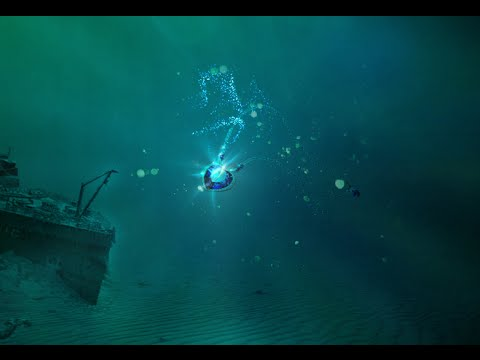 The Heart Of The Ocean (TITANIC) - Speed Art (Photoshop) | By Garson