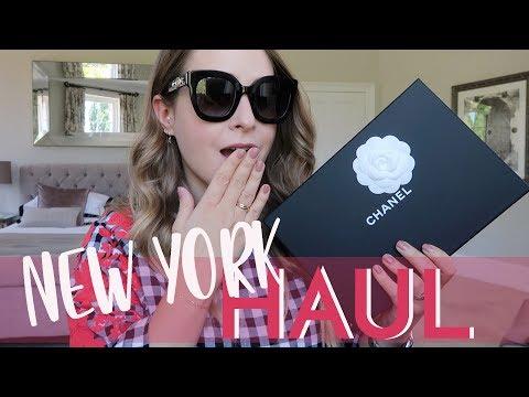 NY Clothing Haul: CHANEL, Gucci, Sezane & MORE | Fleur De Force
