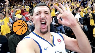 FAKE KLAY THOMPSON NBA FINALS PRANK!!