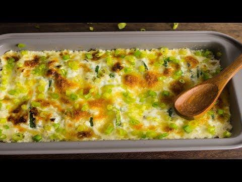 Zucchini Potato Bake Creamy and Cheesy Recipe