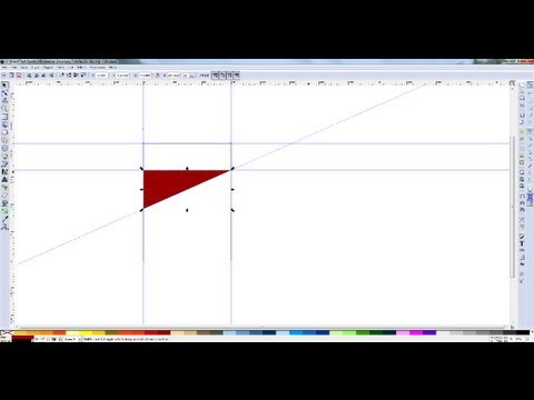 Byteweiser Inkscape Tutorial #19: Using Guide Lines
