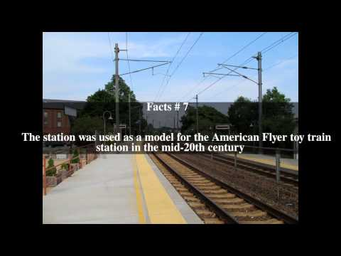 Mystic (Amtrak station) Top # 10 Facts