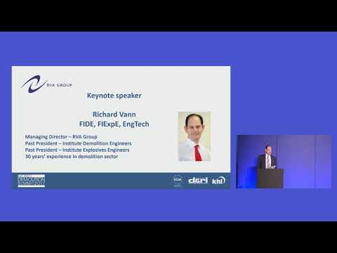 WDS 2017 - KEYNOTE SPEAKER - Richard Vann