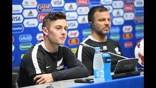 MEX vs. NZL - New Zealand Pre-Match Press Conference