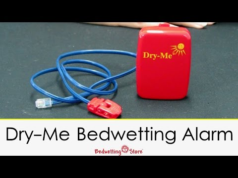 Bedwetting Store - Dry-Me Bedwetting Alarm