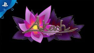 Akash: Path of the Five - Launch Trailer | PS4