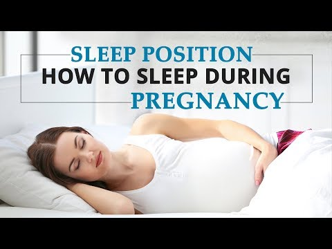 Sleep Position - How To Sleep During Pregnancy