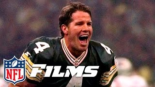 2 Brett Favre Top 10 Characters Of All Time Nfl Films