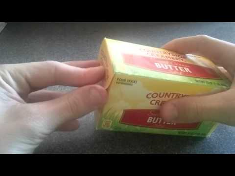 Countryside Creamery Butter Unboxing