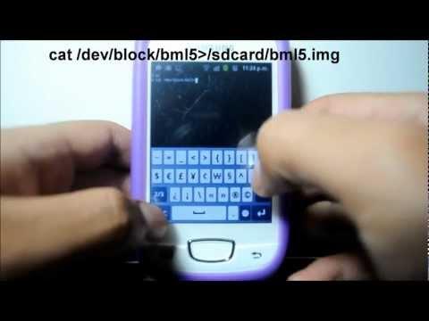 Liberar gratis Samsung Galaxy Mini S5570 [HD]