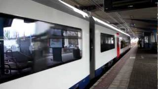 Démarrage Desiro Charleroi-Sud