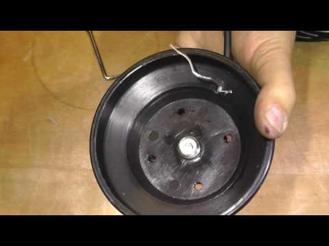 Antenna Magmount Repair