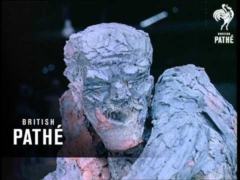 Concrete Sculptor (1959)