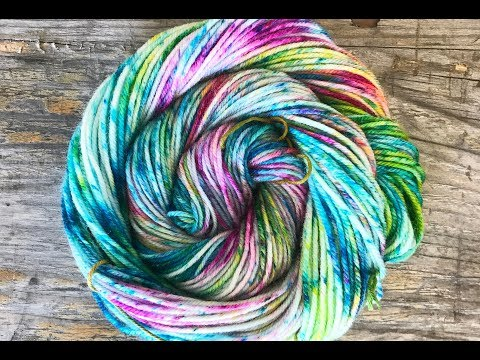 CB Live: Hand Dyed Yarn