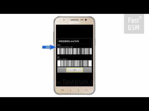 How To Unlock Samsung Galaxy J7 SM-J700T1 from MetroPCS USA
