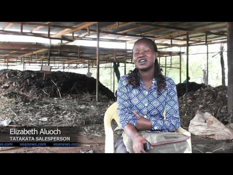 Nairobi Company Developes Innovative Technique for Waste Management