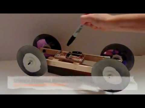 Science Olypmiad -- 2012 Mousetrap Car