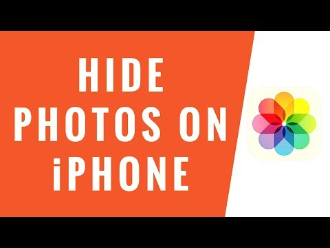 Hide Photos on iPhone [2018]