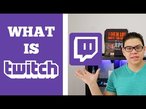 What is Twitch? || Let's Talk Twitch