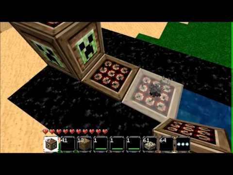 TNT Cannon - Minecraft Pocket Edition