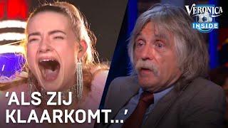Johan kraakt puntengever Emma Wortelboer | VERONICA INSIDE