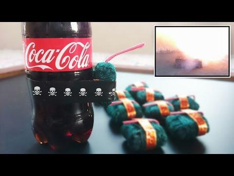 COCA-COLA VS BOMB