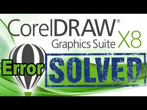 CorelDraw X8 Error- Your System Has Not Been Modified To Complete Installation