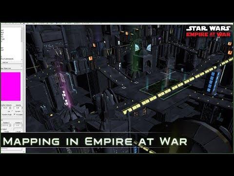 Part 2 - Modding 101 - Making an Empire at War Ground Map Live