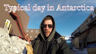 Download McMurdo Station, Antarctica a Typical Day Video