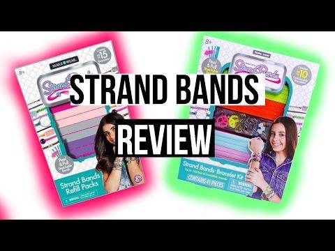 Strand Bands Review | All Three Kits