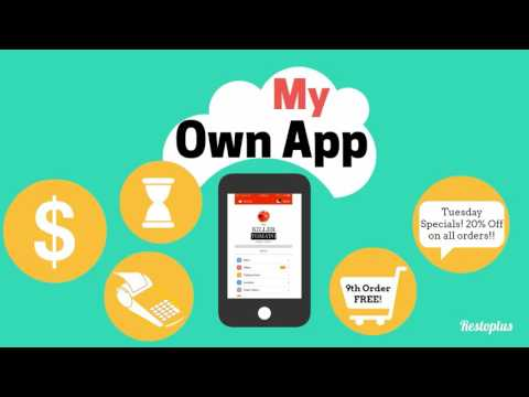 Why App for your Restaurant ?