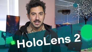 Download WTF is up with Microsoft's HoloLens 2 Teaser? Video