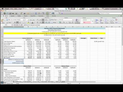 Company Analysis - Value Drivers - Dividend Payout Ratio