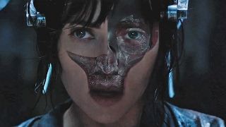 Ghost in the Shell | official Big Game trailer (2017) Scarlett Johansson