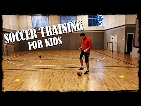How to Get Better at Soccer for Kids - Top Drills to Improve