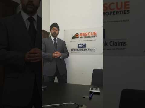 Stop repossession UK  - Immediate bank claims