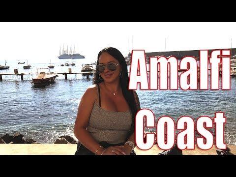 The Amalfi Coast - Positano Praiano Amalfi with Mariah Milano!