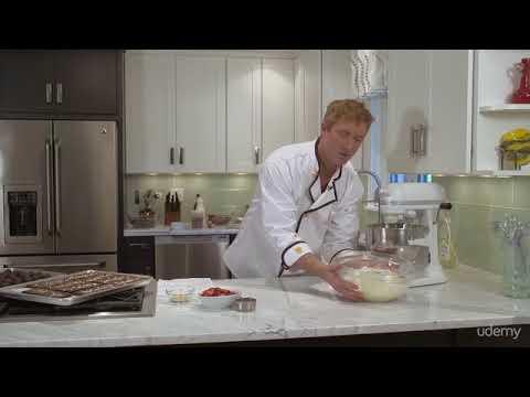 Learn How to Make Chocolate Truffles : Making Ganache - Strawberry Lemon