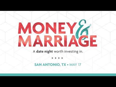 Spring 2018 Money & Marriage Event - San Antonio, TX (May 17)
