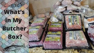 Butcher box - Unboxing and Review large Box