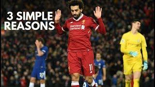 Why is Mohamed Salah so Good?
