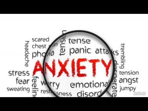 Sam Harris - How to deal with anxiety