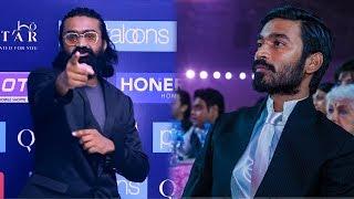 Arjun Reddy Fame Rahul Ramakrishna Reveals About Dhanush