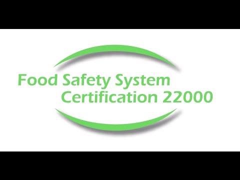 Introduction to FSSC 22000