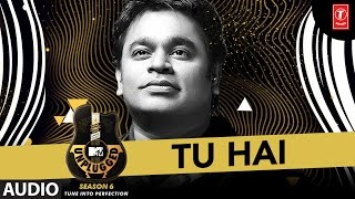 MTV Unplugged Season 6 : Tu Hai | A.R. Rahman, Sanah Moidutty  | T-Series