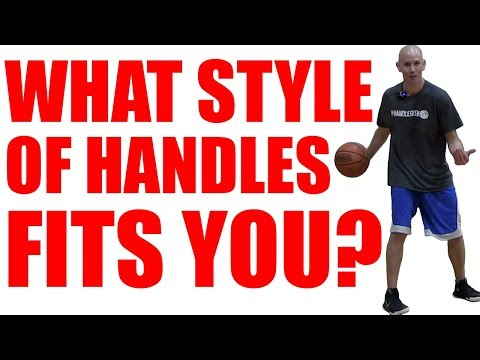 What Style Of Handles Fits YOU? How To Get SICK Handles In Basketball