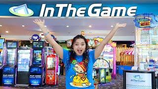 New In The Game Arcade in Orlando, Florida! - Arcade Fun