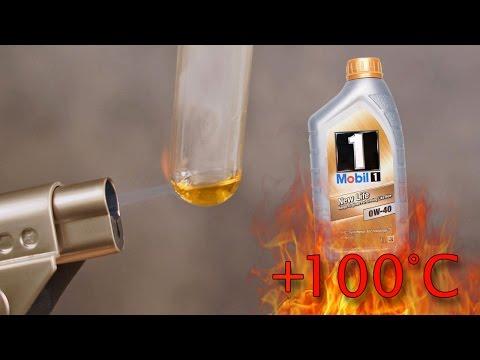 Mobil 1 New Life 0W40 Jak czysty jest olej silnikowy? Test powyżej 100°C