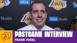 Lakers Postgame: Frank Vogel (3/8/20)