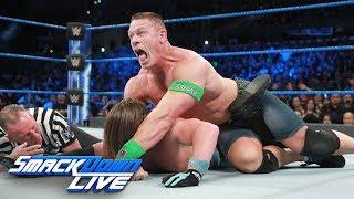 Cena vs. Styles - If Cena wins, he